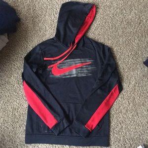 Nike hooded pullover Sweatshirt